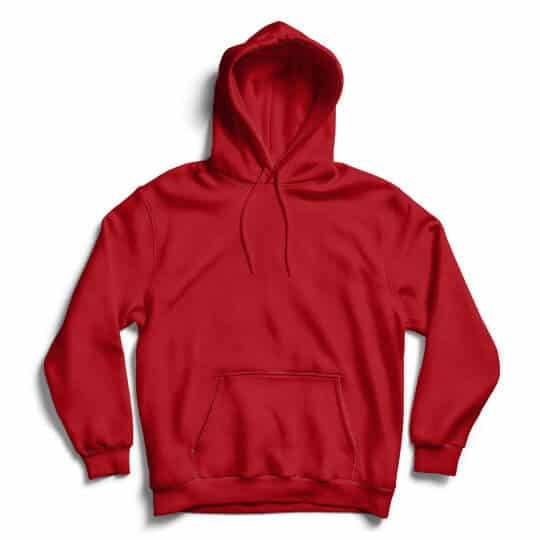 red hot chilli hoodie