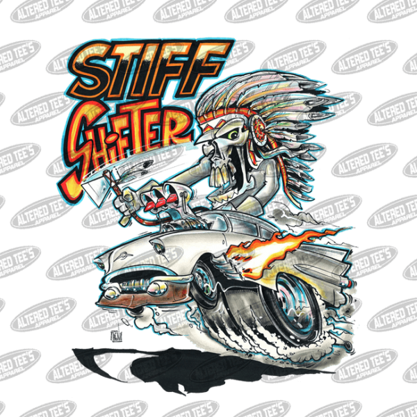 stiff shifter race team
