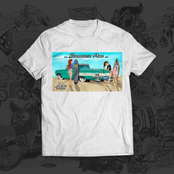 summer fun - mark arnold tshirt