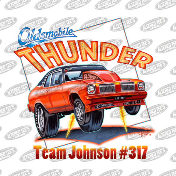thunder racing team