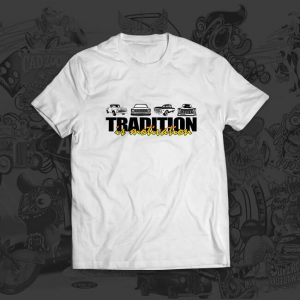 tradition - rob peterson - tshirt