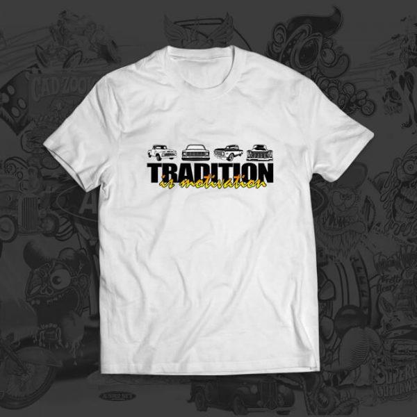 tradition - rob peterson - tshirt