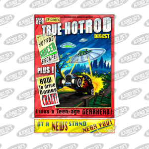 true hotrod - mark thompson