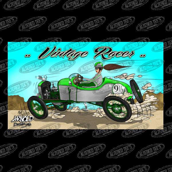 vintage racer marc arnold