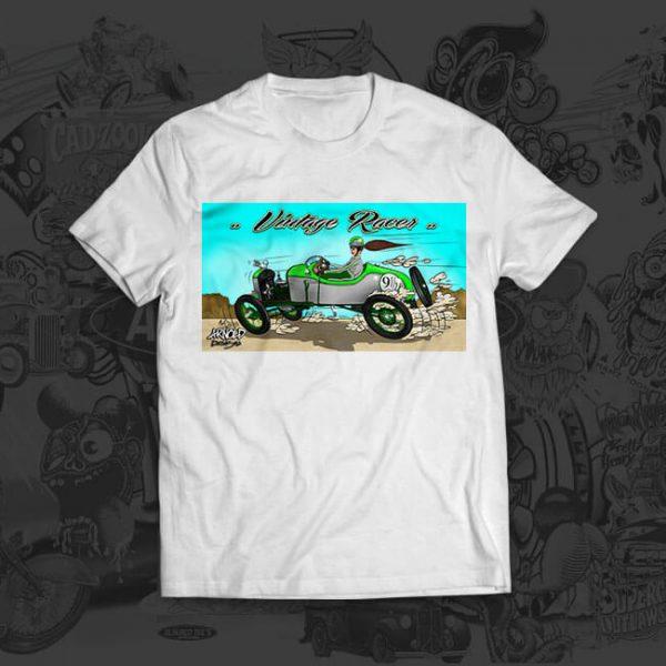 vintage racer mark arnold tshirt