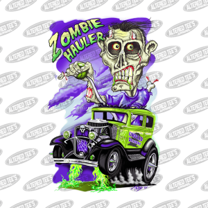 zombie hauler mark thompson