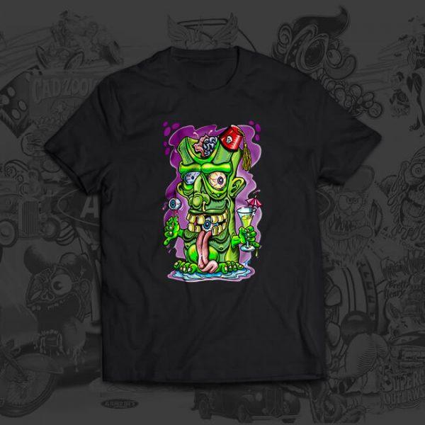 zombie mark thompson tshirt